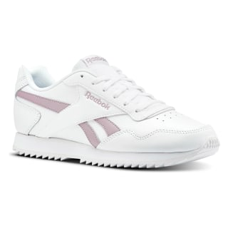 Reebok Royal Glide Ripple White / Infused Lilac CN4613
