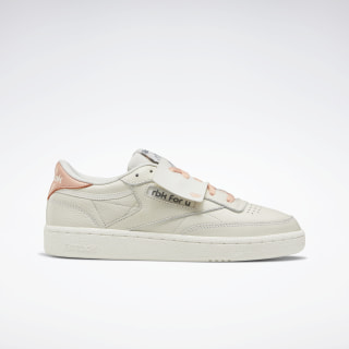 Club C 85 Valentines Day Shoes Chalk / Desert Stone / Classic White FW4752