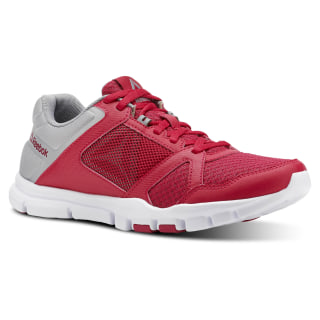 Reebok Yourflex Trainette 10 RUGGED ROSE / TIN GREY / WHITE CN5653