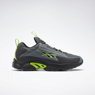 DMX Series 2K Shoes Alloy / Neon Lime / Cold Grey 7 EH0567