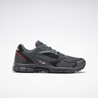Scarpe Reebok Royal Run Finish 2.0 Black / True Grey 7 / Radiant Red EF7741