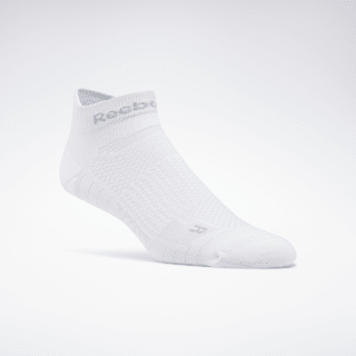 Calcetines tobilleros One Series Running Unisex White / Denim Dust EC5547