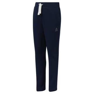 Girls Training Essentials French Terry Pant Collegiate Navy DM5548