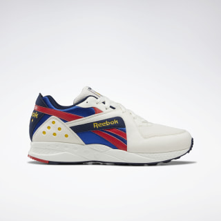 Pyro Shoes Chalk / Navy / Cobalt / Yellow DV7293