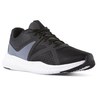 Кроссовки Reebok Flexagon Fit BLACK/WHITE/TRUE GREY CN6353