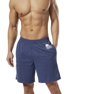 Reebok CrossFit® USA Shorts Collegiate Navy Mel DT9453