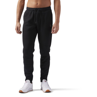 Training Supply Geweven Joggingbroek Black CF2897