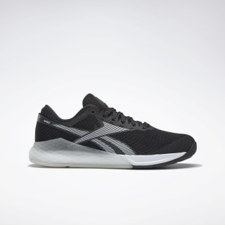Nano 9.0 Shoes Black / White / Silver Met. FU6830
