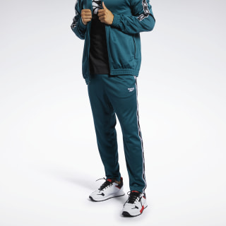 Classics Vector Tape Track Pants Deep Teal FN2959