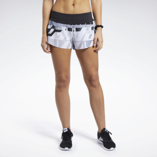 Reebok CrossFit® Knit Woven Shorts Sterling Grey FK4348