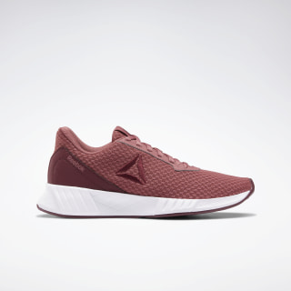 Reebok Lite Plus Shoes Rose Dust / Lux Maroon / White EG6399