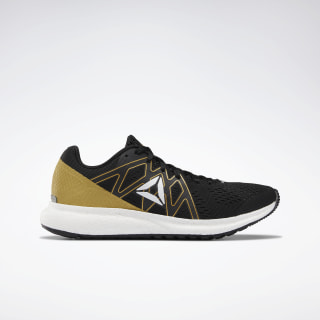 Forever Floatride Energy Shoes Black / White / Gold Met. EF7547