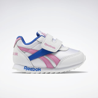 Reebok Royal Classic Jogger 2.0 White / Posh Pink / Humble Blue EF3753