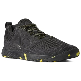 Reebok CrossFit Nano 6.0 Covert Black / Go Yellow DV5753