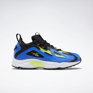 DMX Series 1200 Black / Vital Blue / Neon Lime EH0084