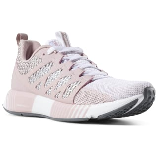 Кроссовки для бега Reebok Fusion Flexweave Cage SMOKY ROSE/ASHEN LILAC/TRUE GREY/WHITE CN8391