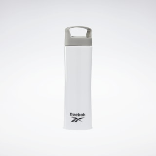 One Series Training Metal Water Bottle White FQ5372