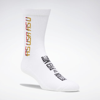 Reebok by Pyer Moss Crew Socks White FS9129