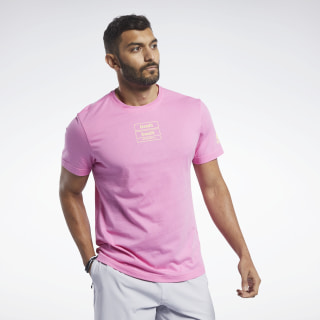 Camiseta Reebok CrossFit® Mess You Up Posh Pink FK4315