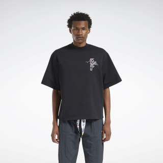 Camiseta estampada Reebok by Pyer Moss Black FN2537
