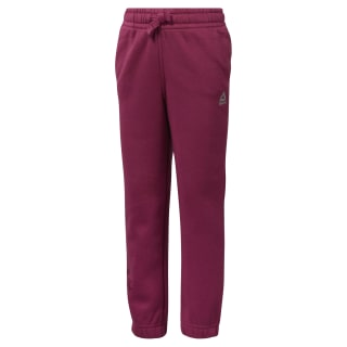 Girls Training Essentials Fleece Pant Twisted Berry DJ3064