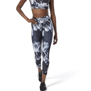 Running Essentials 7/8 Tight Black DU4199