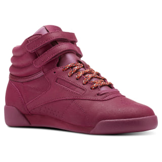 Freestyle Hi - Grade School TWISTED BERRY / WHITE CN5547
