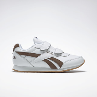 Reebok Royal Classic Jogger 2.0 Shoes White / Brush Brown / Thatch DV9155