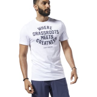 Camiseta Reebok CrossFit® Open White FP9355