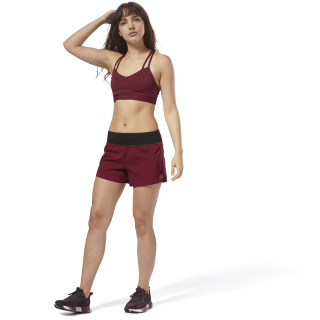4in Woven Training Short Rustic Wine DH2011