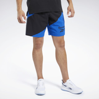 Short imprimé Workout Ready Humble Blue FK6212