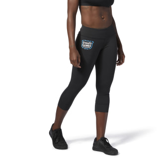 Reebok CrossFit Chase 3/4 Tights -Games Black CZ5818