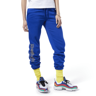 Reebok Classics Fleece Pants Cobalt EB5157