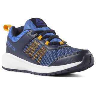 Reebok Road Supreme Shoes Collegiate Navy / Crushed Cobalt / Trek Gold CN8569
