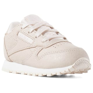 Classic Leather Pale Pink/White DV4450