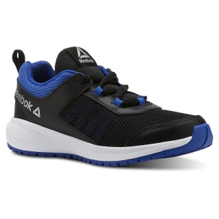 Reebok Road Supreme - Pre-School Black / Vital Blue / White CN4194