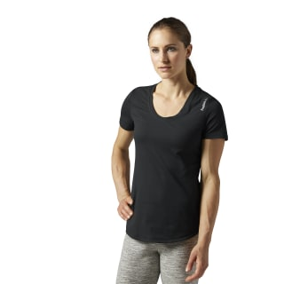 T-shirt manches courtes Workout Ready Black / Black AJ3415