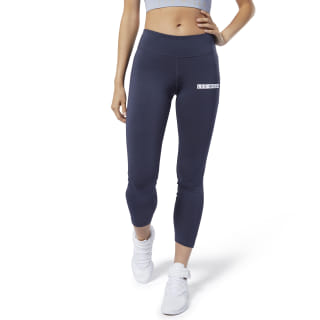 Mallas LES MILLS® Lux 2.0 - 7/8 Heritage Navy ED0597