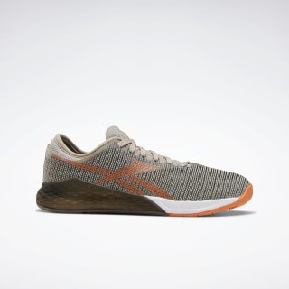 Nano 9.0 Shoes Light Sand / Army Green / Fiery Orange DV6344