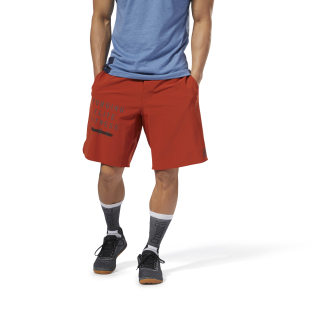 Reebok CrossFit EPIC Shorts Orange D94887