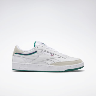 Club C Revenge Plus Shoes White / Chalk / Jade / Purple DV6995