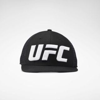 UFC Logo Truckerpet Black EI0807