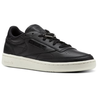 Reebok Club C 85 Hardware Black / Chalk BS9596