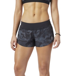 Reebok CrossFit® Knit Waistband Shorts Black DY8380