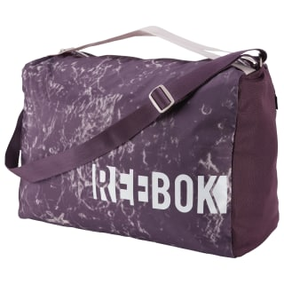 Foundation Graphic Grip Bag Urban Violet DU2783