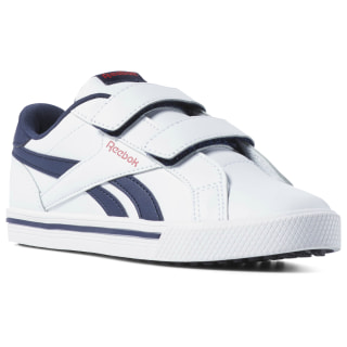 Reebok Royal Comp 2L Alt White / Collegiate Navy / Primal Red DV3971