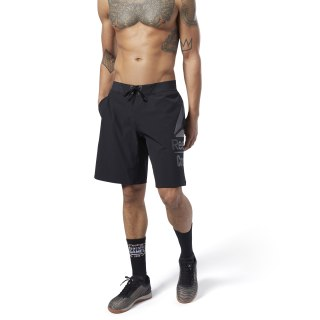Reebok CrossFit® Games Epic Base Short Black EC1403