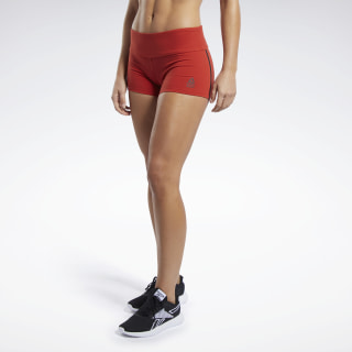 Reebok CrossFit® Chase Bootie Shorts Legacy Red FK4367