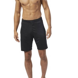 Short de training en maille Black DV3387