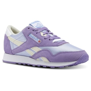 Classic Leather Nylon Archive-Frozen Lilac/Smoky Violet/Wht/Ath Blu CN5512